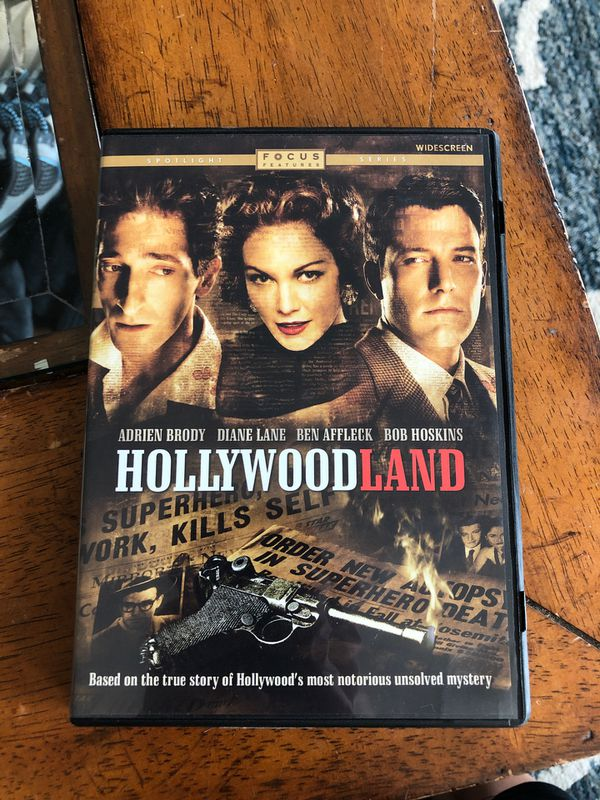 Hollywood Land DVD