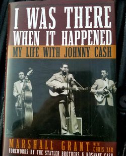 Johnny Cash Hardcover Book for Sale in Waco,  TX