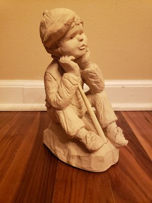 """Austin sculptures, Bright Eyes, 8.5"""" tall for Sale in West Dundee, IL"""