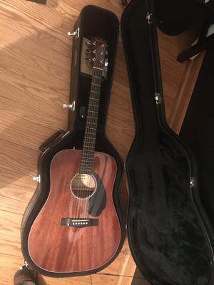 Fender CD-60S ALL Mahogony for Sale in Wood Dale, IL