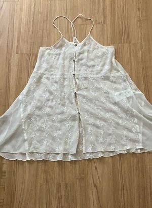 Abercrombie & Fitch sheer fashion top for Sale in Hilo, HI
