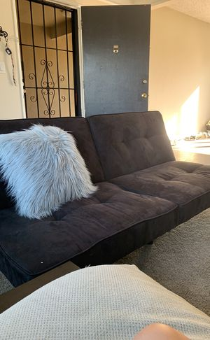 Black Futon Bed/Couch for Sale in San Diego, CA