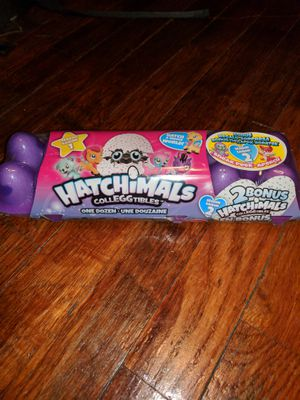 Hatchimals colleggtibles 1 dozen + 2 bonus for Sale in Jersey City, NJ