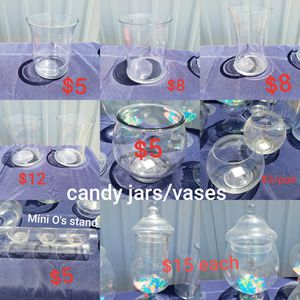 Candy Jars for Sale in Fresno, CA