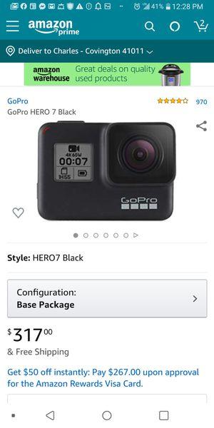 GoPro Hero 7 Black for Sale in Covington, KY