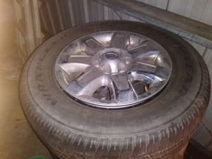 2013 F150 Rims and Tires for Sale in Frostproof, FL