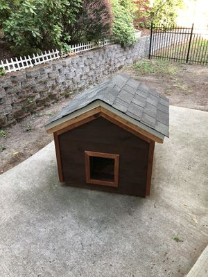 Custom Gand made dog house for Sale in Poulsbo, WA