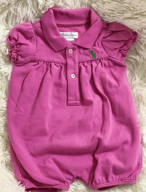 Baby girl Ralph Lauren outfit for Sale in Valrico, FL