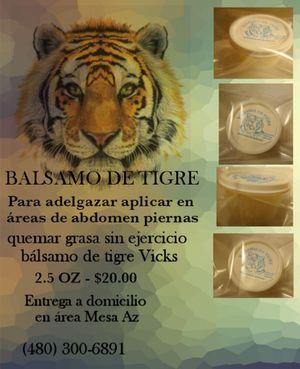 TIGER DE BALSAMO for Sale in Mesa, AZ