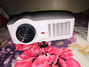 720p portable projector for Sale in Plant City, FL