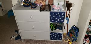 Baby changing table and top and a dresser for Sale in Corona, CA