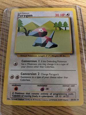 Pokemon card for Sale in Denver, CO