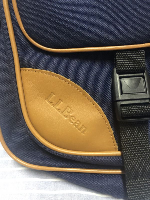 LL Bean Sunset Commuter Shoulder Bag