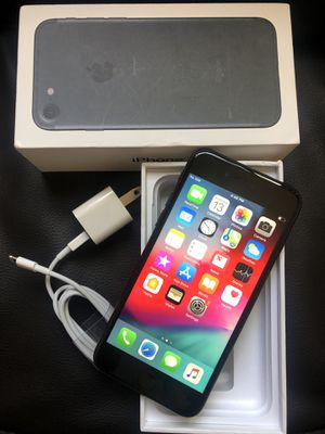 iPhone 7 - GSM Unlocked - Free Charger for Sale in Anaheim, CA