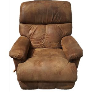 Brown Microsuede Recliner (DELIVERY INCLUDED) for Sale in Portland, OR