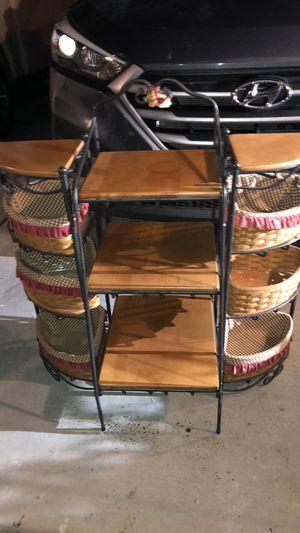 Longaberger corner units for Sale in Goodyear, AZ