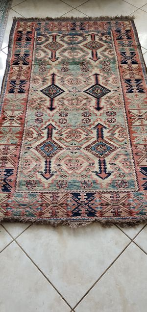 Handmade area rug for Sale in Southwest Ranches, FL
