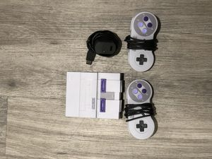 Super Nintendo Classic for Sale in Round Rock, TX