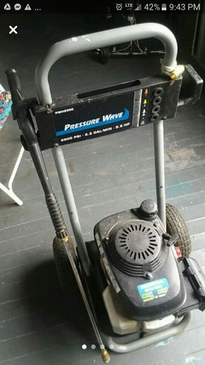 Pressure wave pressure washer by Honda for Sale in Lock Haven, PA