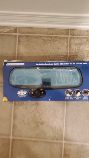 AS SEEN ON TV HD MIRROR CAM for Sale in Ontario, CA