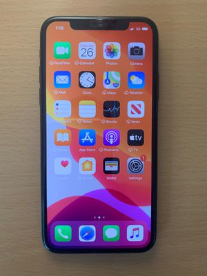 iPhone X Factory Unlocked 64gb Spacegrey Great Condition for Sale in Denton, TX