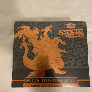 Pokemon Champions Path Elite Trainer Box 2020 for Sale in Chino, CA
