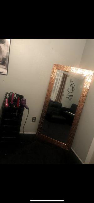 6foot bronze mirror for Sale in NJ, US