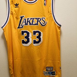 Lakers Basketball Jersey Stitched for Sale in Seattle, WA