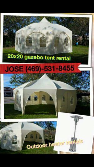 20x20 tent for Sale in Mesquite, TX