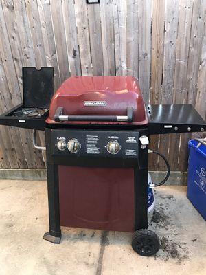 Brinkman Gas BBQ Grill for Sale in Philadelphia, PA