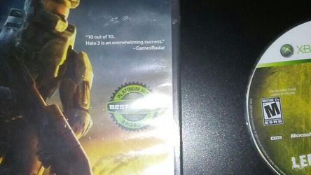 Halo 3 And Left 4 Dead 2 Xbox 360 And Xbox 1 Games for Sale in Portland,  OR