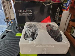 "Kenwood 4""x10"" 2-way Car Speakers (KFC-415) for Sale in Gambrills, MD"