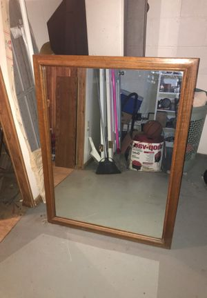 Nice big wall mirror for Sale in Euclid, OH