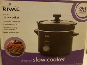 Mini 2-quart Slow Cooker for Sale in Detroit, MI