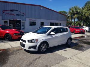2015 Chevrolet Sonic for Sale in Clearwater, FL