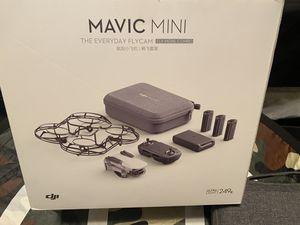 DJI Mavic Mini Fly More Combo for Sale in Riverview, FL