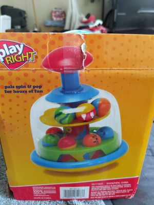 Baby spinning toy for Sale in San Leandro, CA
