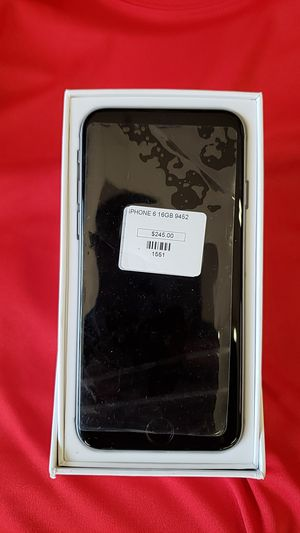 Apple iPhone 6 16GB for Sale in Baltimore, MD