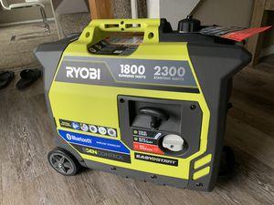 New Ryobi 2300w generator for Sale in Florissant, MO