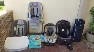 FREE Baby Stuff for Family in Need Only High Chair etc for Sale in Corona, CA