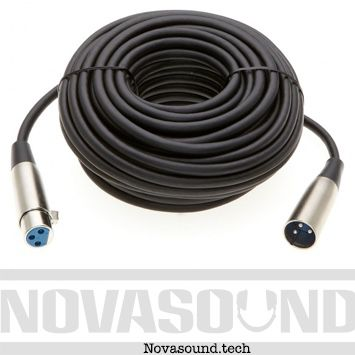 50 FT XLR Cables - Serious Inquiries Only, For Speakers and Microphones Length: 50 Feet Brand: Nova Sound 1 for $15 2 for $30 3 for $45 4 for