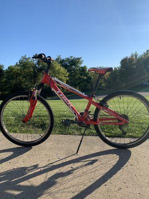 "Trek 24"" kids mountain bike MT220 for Sale in Peninsula, OH"