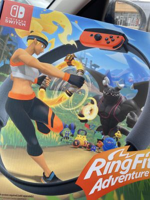 Nintendo Switch RingFit Adventure for Sale in Dickinson, TX