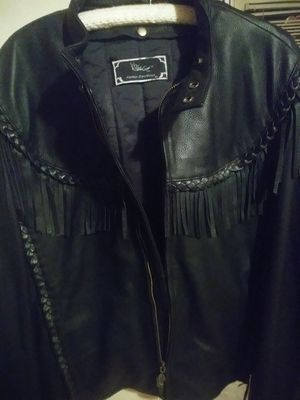 Men's Harley-Davidson jacket Willie G trademark I have ladies if you buy both I'll sell for 150.00 for Sale in Sanford, FL