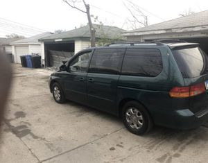 2002 Honda Odyssey EX for Sale in Chicago, IL