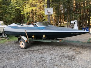Switzer speed boat for Sale in Estacada, OR