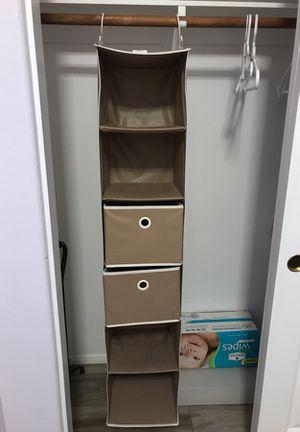 Closet organizer for Sale in Sloan, NV