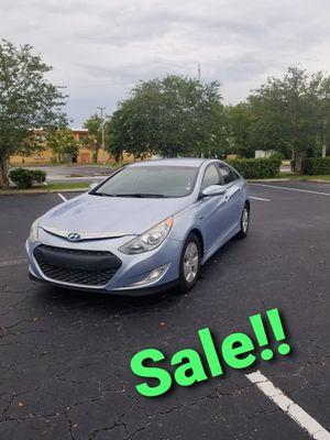 2012 Hyundai Sonata Hybrid 96K for Sale in Kissimmee, FL