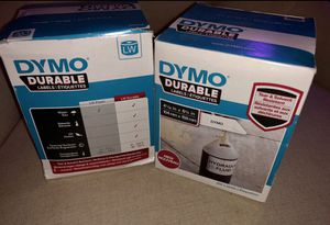 "DYMO Genuine DURABLE Series Labels - 4.25"" x 6.25"" for Sale in Chicago, IL"