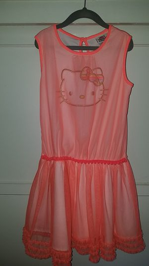 Girls Hello Kitty Dress size 6 for Sale in Industry, CA
